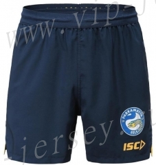 2020-2021 Sharks Royal Blue Rugby Shorts