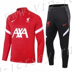 2020-2021 Liverpool Red Thailand Soccer Tracksuit-411