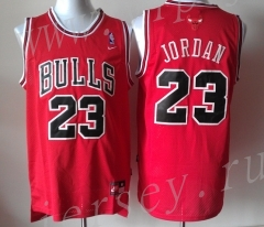 Mitchell&Ness Retro Version Chicago Bulls Red All Stars Jordan #23 NBA Jersey