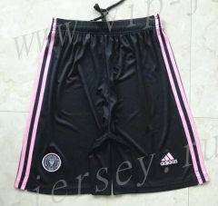 2021-2022  New York City Home Black Thailand Soccer Shorts