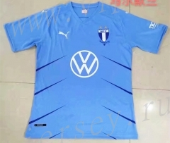 2021-2022 Malmo FF  Blue Thailand Soccer Jersey AAA-709